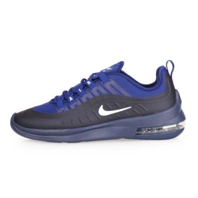 NIKE AIR MAX AXIS男慢跑鞋-路跑 氣墊 深藍黑