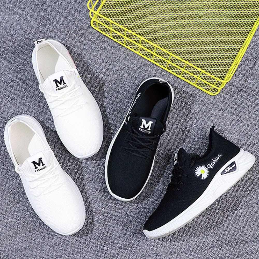 韓國KW美鞋館-獨賣魅力佳人休閒鞋(輕量 運動鞋 休閒鞋)(共2色) (白色)