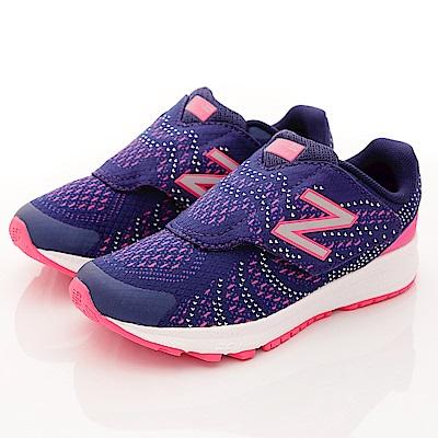 零碼-17/19cm NewBalance童鞋 針織鞋款RUSR7P紫