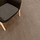 范登伯格 - 潮流 雙色紗素面地毯 (棕咖色 - 183x240cm)