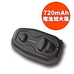 BIKECOMM 騎士通 BK-S1 電池加大版 安全帽無線藍芽耳機(送鐵夾)