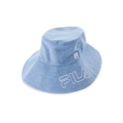 FILA 時尚遮陽帽-藍 HTU-5011-BU
