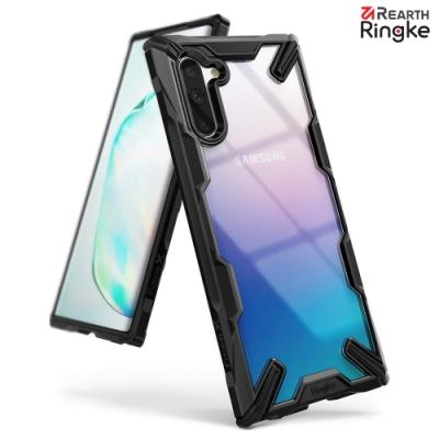 【Ringke】Galaxy Note 10 [Fusion X] 透明背蓋防撞手機殼