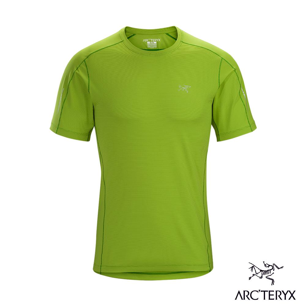 Arcteryx 始祖鳥 男 Motus 快乾短袖圓領衫 烏托邦綠 @ Y!購物
