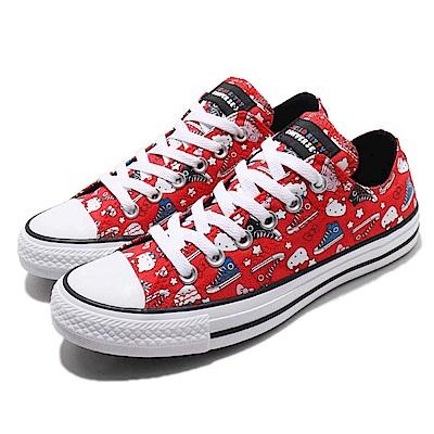 Converse 休閒鞋 Hello Kitty 凱蒂貓 女鞋 @ Y!購物