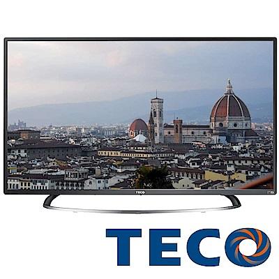 福利品-TECO東元 55型低藍光FHD液晶顯示器+視訊卡 TL55A1TRE