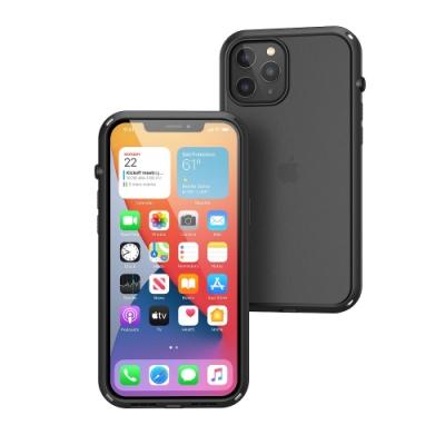 CATALYST  iPhone12 /12 Pro (6.1吋)  防摔耐衝擊保護殼●霧黑
