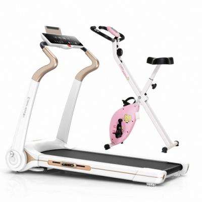 買一送一【 X-BIKE 晨昌】2代小漾 智能型跑步機SHOW YOUNG2 (贈健身車)