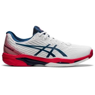 ASICS 亞瑟士 SOLUTION SPEED FF 2 男 網球鞋  1041A182-101
