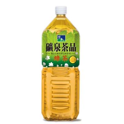 悅氏 礦泉茶品綠茶(2000ml)