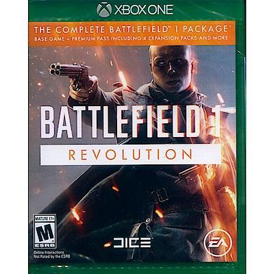 戰地風雲 1 變革版 BATTLEFIELD 1 -XBOX ONE 中英文美版