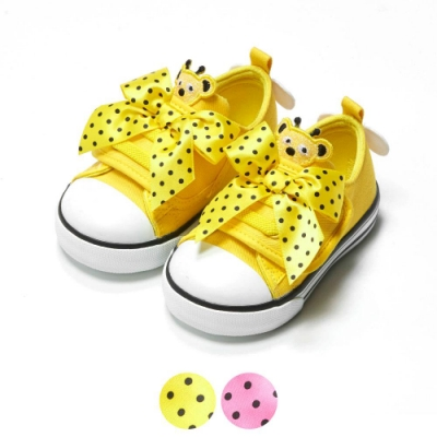 WHY AND 1/2 mini 蝴蝶結造型休閒鞋 多色可選