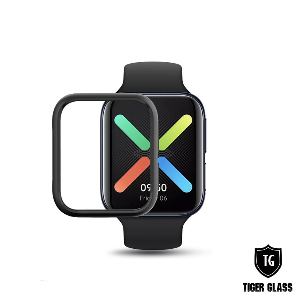 T.G OPPO Watch 46mm 雙色全包覆保護殼-6色(OPPO Watch專用保護殼 手錶殼 錶殼)