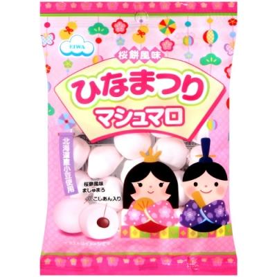 EIWA 櫻餅風味棉花糖[期間限定](80g)