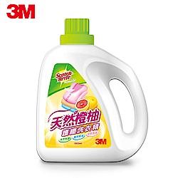 3M 天然橙柚護纖洗衣精 1800ml