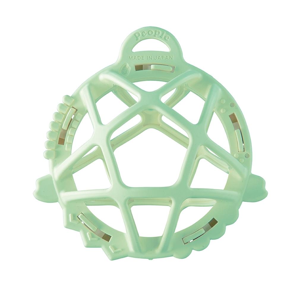日本People-彩色米的洞洞球玩具(柔軟)(日本製)