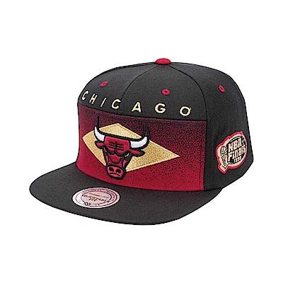 M&N NBA 總冠軍賽紀念帽 97-98 公牛隊