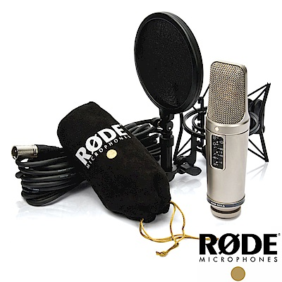 RODE 電容式麥克風 NT2-A