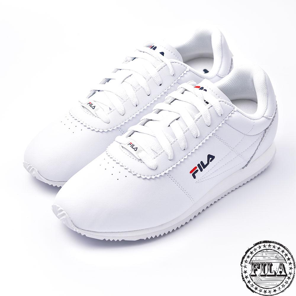 FILA 男款 輕量慢跑鞋 1 J903S 113 @ Y!購物