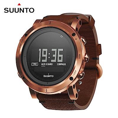 SUUNTO Essential 精湛工藝精品典藏腕錶 (皮製錶帶)