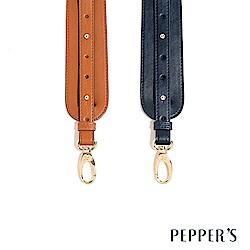 PEPPER`S Norah 牛皮寬背帶 - 2色
