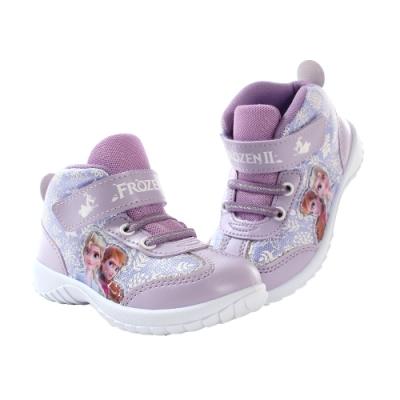 魔法Baby 女童鞋 台灣製迪士尼冰雪奇緣正版休閒運動鞋  sa14607