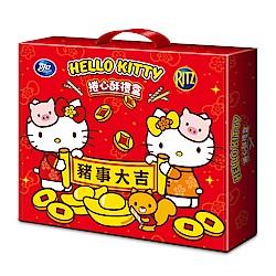 Hello Kitty 捲心酥禮盒(374g)