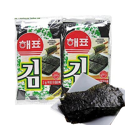 SAJO HAEPYO 韓國傳統海苔(2gx10入)