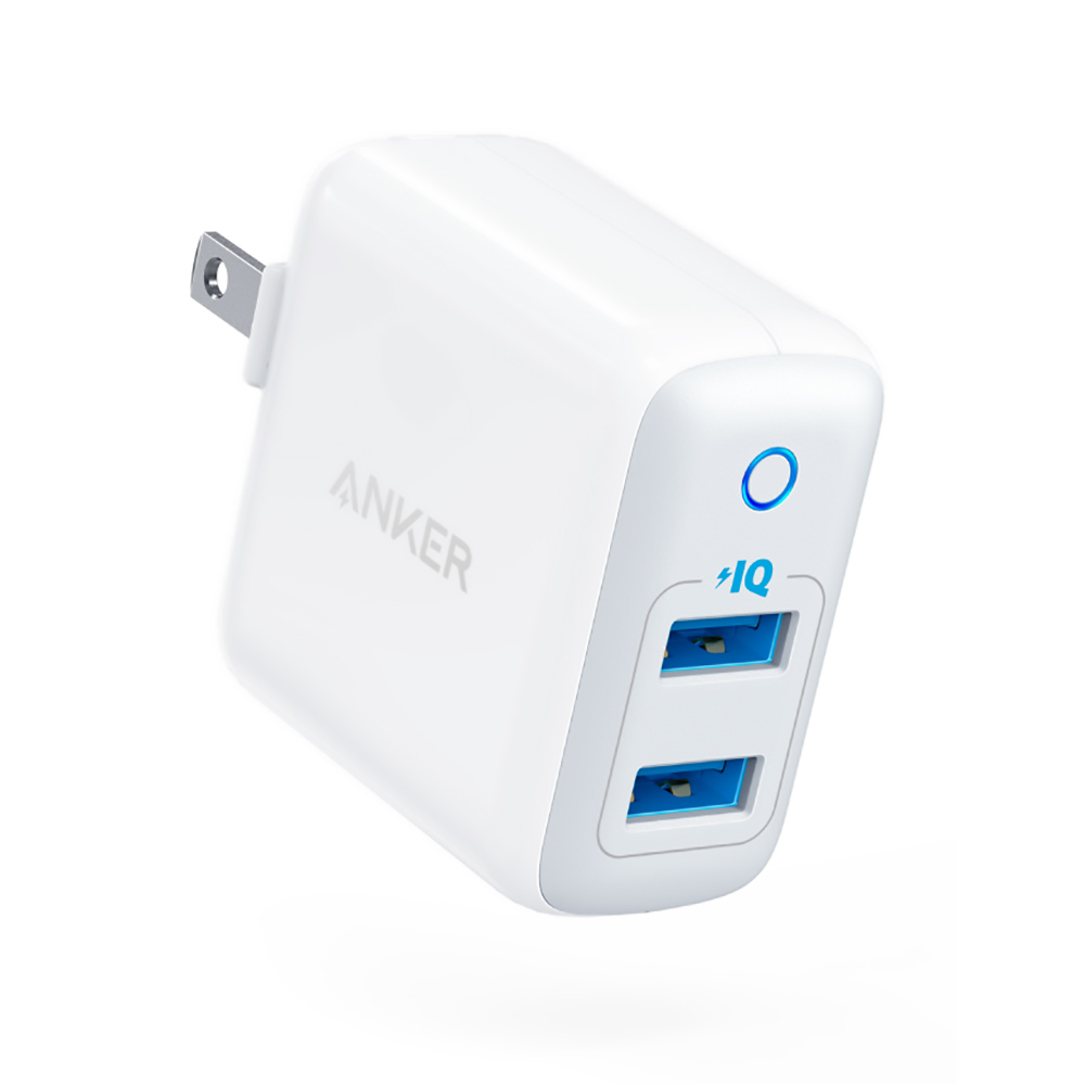 Anker PowerPort II 2PORT PIQ2.0 充電座