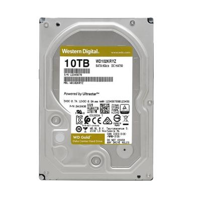 WD金標 8TB 3.5吋企業級硬碟 WD8004FRYZ