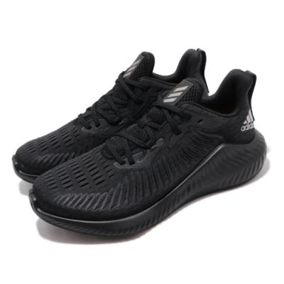 adidas慢跑鞋AlphaBounce Plus運動 男鞋