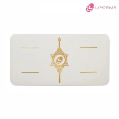 Liforme 迷你瑜珈墊-白色奇蹟限定版