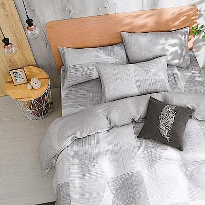 鴻宇 雙人特大床包薄被套組 天絲 萊塞爾 佛倫斯 台灣製