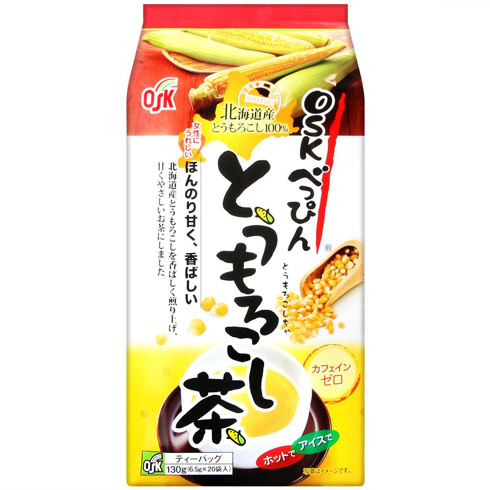 小谷穀物OSK 玉米茶(130公克)