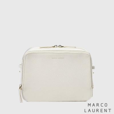 MARCO LAURENT Blink 雙層肩背方包 - 白色