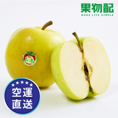 【TOKI水蜜桃蘋果】日本青森《濃濃蘋果香!》(1.7kg/6顆)