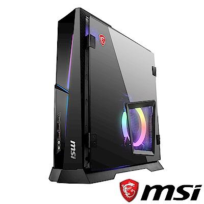 MSI微星 Trident X Plus-209電競電腦(i7-9700K/RTX2060