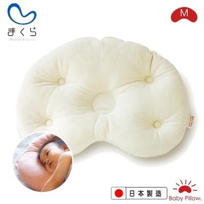 MAKURA【Baby Pillow】水洗豆豆枕M-象牙色