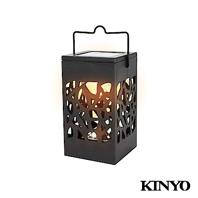 KINYO 太陽能LED庭園燈GL6017