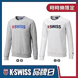 K-SWISS刷毛T