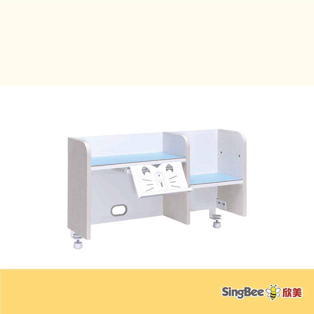 【SingBee欣美】Hello Kitty 90桌上書架-收納/台灣製/學生書桌椅