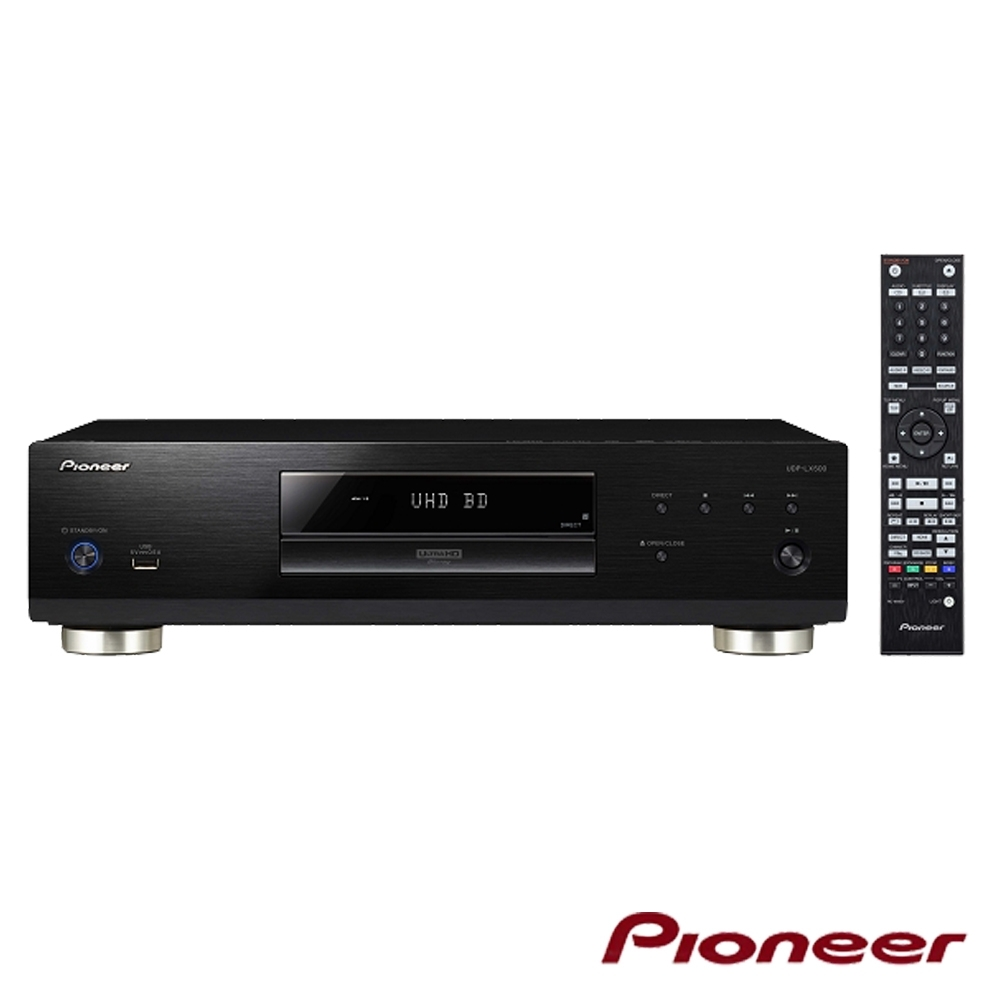 Pioneer 先鋒 4K HDR藍光播放機 UDP-LX500