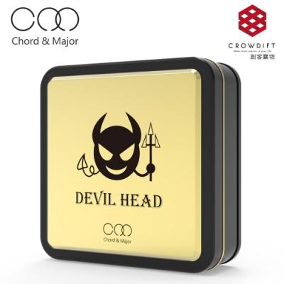 Chord & Major DEVIL HEAD minor 81'19 重金屬搖滾小調性耳機