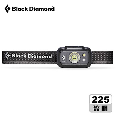 Black Diamond Cosmo 簡約型登山頭燈 620642 墨灰色