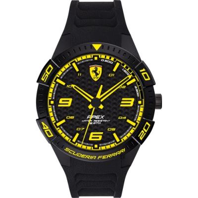 Scuderia Ferrari 法拉利 APEX系列手錶(FA0830663)-44mm
