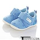 TOPUONE 官方獨家 環保無毒防滑減壓學步童鞋-藍