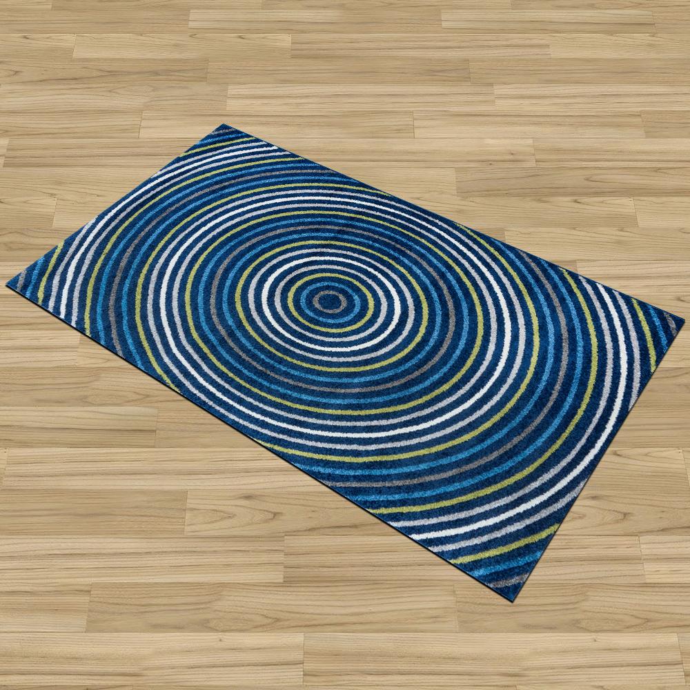 Ambience 比利時manhattan床邊/走道地毯-星軌(67x130cm)