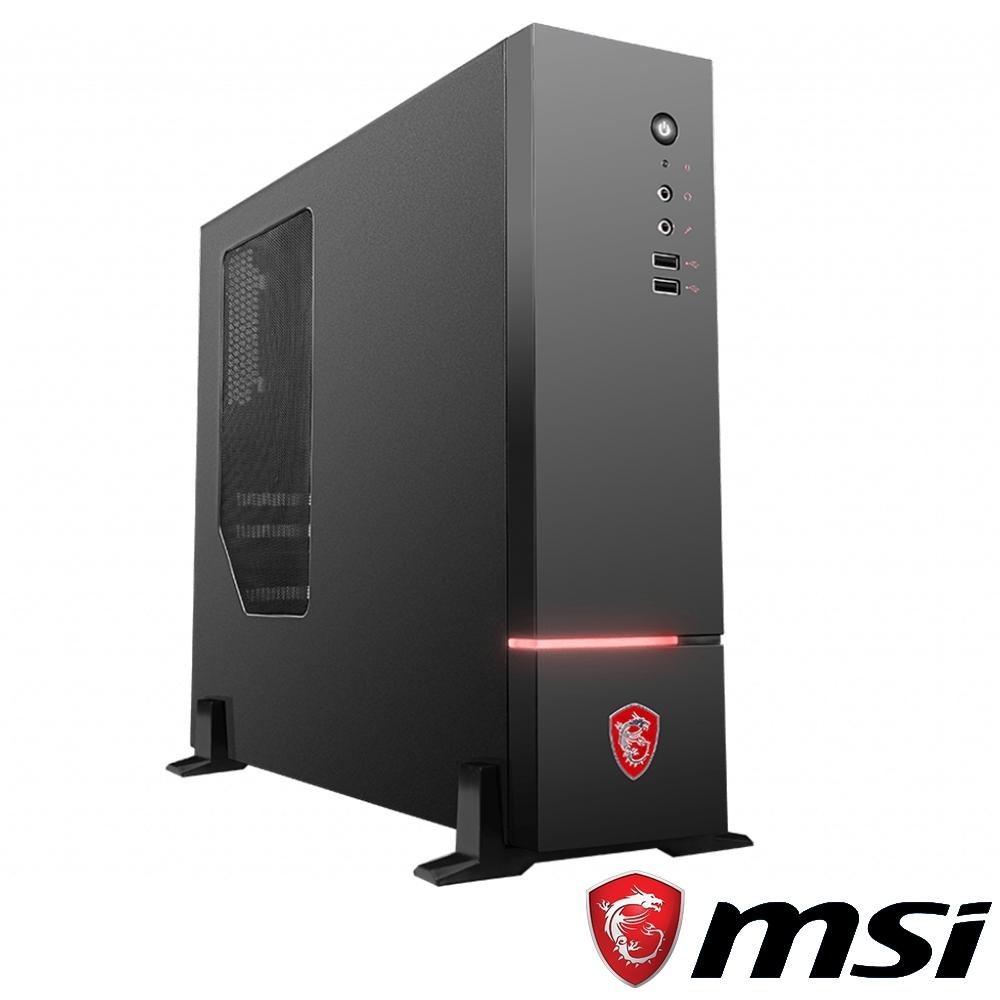 MSI微星 Codex S-068 i5-9400F/GTX1650/8G電競桌上型電腦