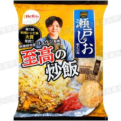 栗山 瀨戶汐揚仙貝-炒飯風味(83g)