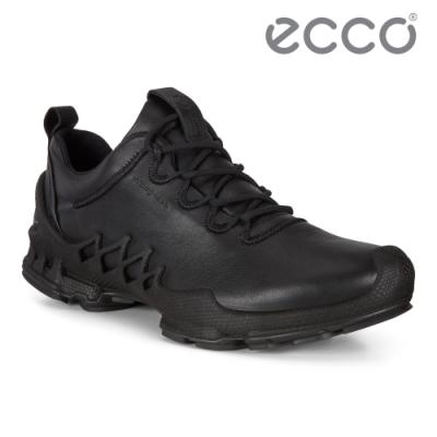 ECCO BIOM AEX M 健步探索戶外防水運動鞋 男鞋 黑色